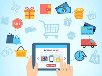 Sức bật của thương mại điện tử