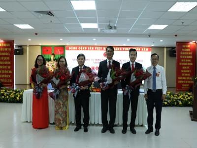Đảng bộ Công ty TNHH MTV Xổ số kiến thiết Tp. Hồ Chí Minh tổ chức thành công Đại hội cấp cơ sở