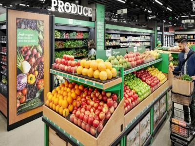 Có gì đặc biệt ở siêu thị tự động không cần thu ngân của Amazon?