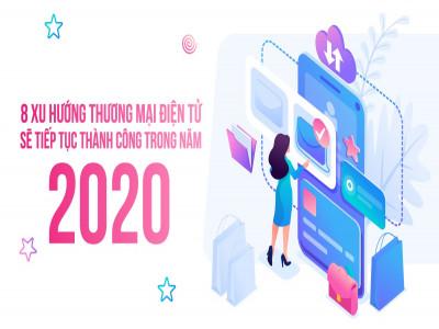 Những xu hướng thương mại điện tử có tiềm năng nhất trong năm 2020
