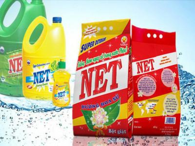 Bột giặt NET -  thương hiệu Việt hơn nửa thế kỉ còn sót lại