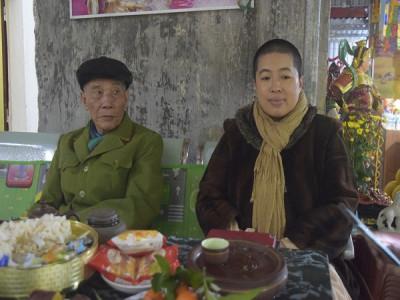 Xã Thăng Long – Nông Cống (Thanh Hóa): Mời sư cô ở lại chùa Rú Rỏn phù hợp với lòng dân