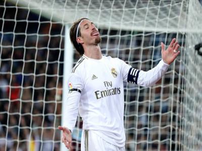 Ramos có thể rời Real để đến Trung Quốc