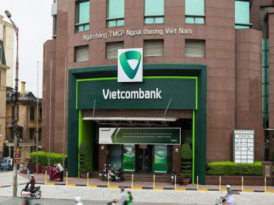 Vietcombank lọt vào Top 2 ngân hàng có gia trị  thương hiệu tăng trưởng cao nhất