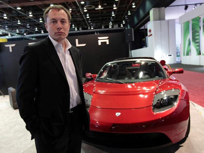 Bộ sưu tập xe hơi xa xỉ của tỷ phú Elon Musk