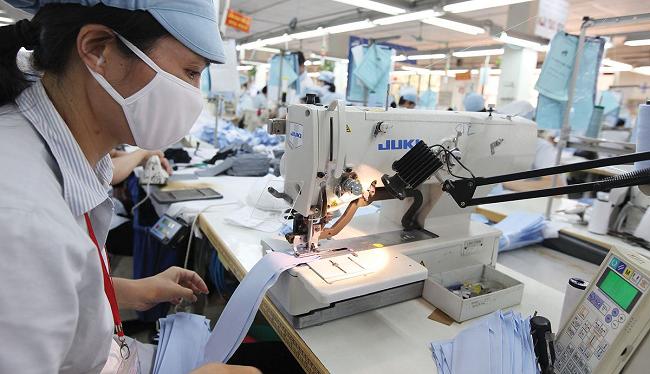 Cơ hội để dệt may Việt Nam vào khu vực, thị trường lớn