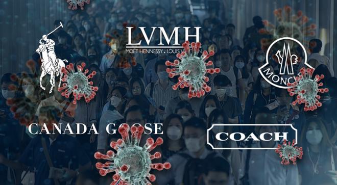 Louis Vuitton, Ralph Lauren... thất thu vì virus corona