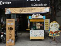 Giữa mùa dịch Covid-19: Một thương hiệu đồ ăn khai trương liền 10 điểm bán tại Hà Nội