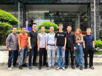 Startup 'trà đá' bàn chuyện đưa Blockchain Việt ra thế giới