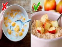 Hạn chế sử dụng những thực phẩm này vào bữa sáng để có sức khỏe tốt và vóc dáng đẹp