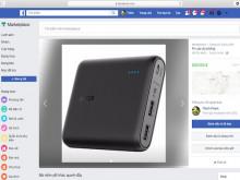 Chợ Facebook tăng sức ép cho các sàn TMĐT