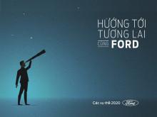 Báo cáo xu thế thường niên 2020 của Ford: Doanh nghiệp và khách hàng cùng kết nối, phát triển