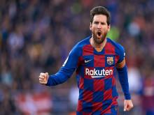 Messi vượt xa Ronaldo trong top 10 cầu thủ thu nhập khủng nhất thế giới