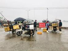 Sầm Sơn (Thanh Hóa): Thực hiện di dời chợ hải sản tự phát tại cảng cá Lạch Hới