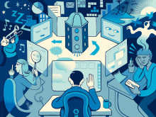 Lo ngại virus Covid-19, Startup mang đến giải pháp tổ chức hội nghị ảo