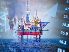 Cổ phiếu dầu khí chờ tín hiệu từ giá dầu
