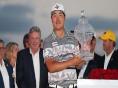 Im Sungjae giành chiến thắng đầu tiên trên PGA Tour