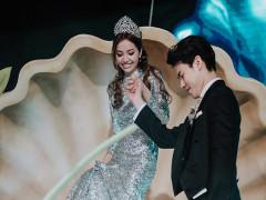 Đám cưới 'nàng tiên cá' của ái nữ nhà giàu châu Á