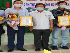 Tập đoàn Xuân Thiện ủng hộ tỉnh Ninh Thuận 2 tỷ đồng phòng, chống dịch Covid -19