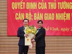 Thủ tướng Chính phủ phê chuẩn ông Nguyễn Đức Trung giữ chức Chủ tịch UBND tỉnh Nghệ An