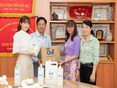 Lixco tung sản phẩm Gel rửa tay khô On1 khả năng diệt khuẩn 99,9%