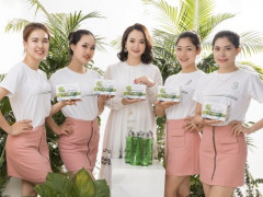 Green Beauty: Thương hiệu được các trang tin tức của Hàn Quốc hết lời ca ngợi