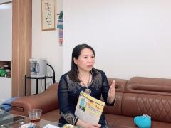 Bà Nguyễn Thị Thu Hà – Giám đốc Công ty Thiết bị BHLĐ Đại An: Tự cứu mình ngay trong tâm bão Covid-1