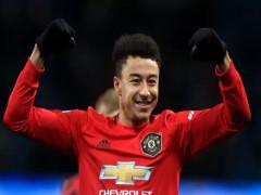 'Lingard xếp bản thân trong top 10 cầu thủ hay nhất châu Âu'