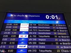 Vì sao chuyến bay VN0054 có bệnh nhân Covid-19 được ghi thành VN54?