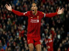 Van Dijk phơi bày nhược điểm của Liverpool