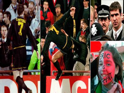 Tiết lộ đặc biệt về cú kung-fu của Eric Cantona: Sir Alex từng chết lặng, mất ngủ cả đêm