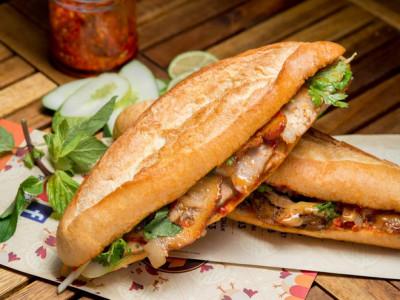 Bánh mì Việt xuất hiện trên trang chủ Google