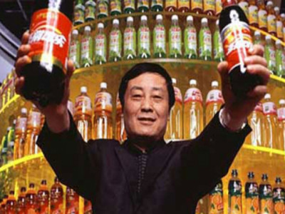 Tống Khánh Hậu - ông hoàng ngành đồ uống Trung Hoa