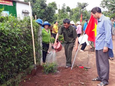 Hiệu quả từ mô hình Bí thư kiêm Chủ tịch ở xã Hòa Đông, huyện Krông Pắc, tỉnh Đắk Lắk