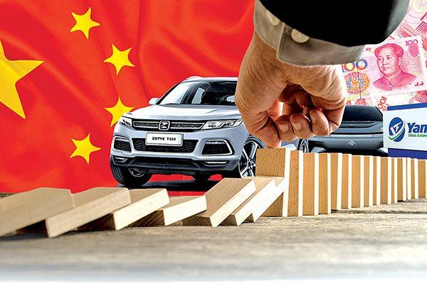 Hiệu ứng domino và sự sụp đổ của chuỗi cung ứng công nghiệp