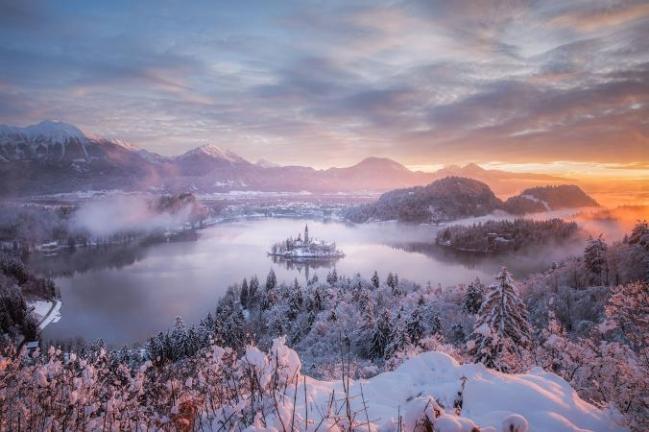 Những bức ảnh thiên nhiên đẹp ngất ngây trên National Geographic