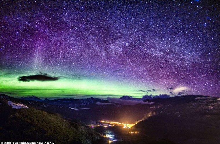 Chùm ảnh Bắc Cực quang kỳ ảo chưa từng thấy