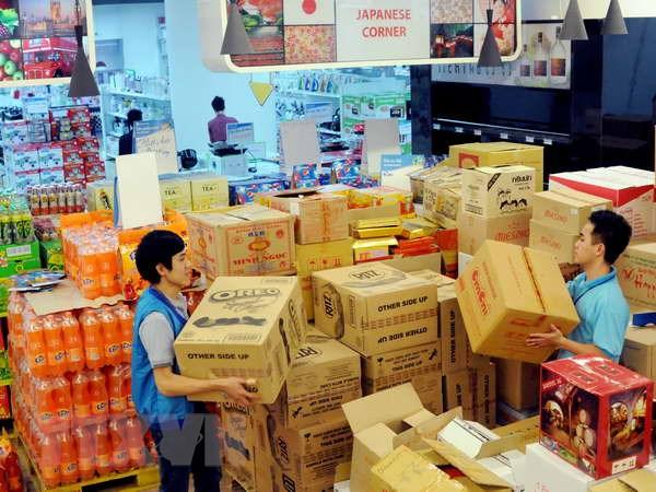 Các doanh nghiệp, siêu thị phân phối cam kết đảm bảo nguồn cung hàng hóa và không tăng giá