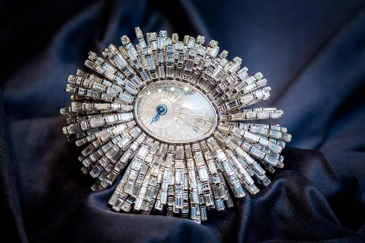 Những đồng hồ nam kim cương đẹp nhất thể giới