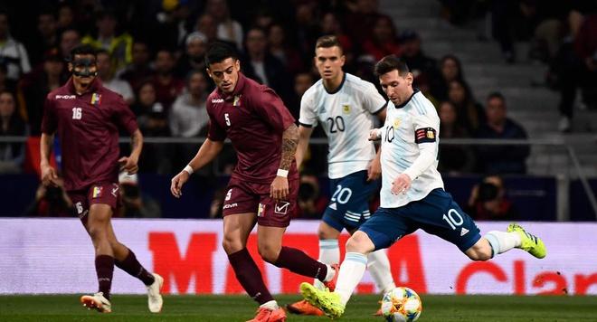 FIFA hoãn các trận vòng loại World Cup khu vực Nam Mỹ