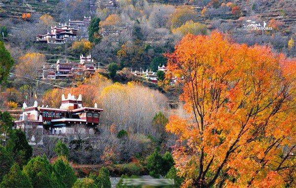 Những cảnh đẹp mê hồn ở Tứ Xuyên