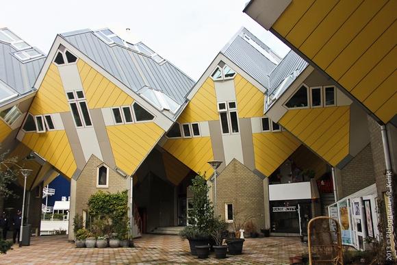 Những ngôi nhà có kiến trúc độc đáo nhất thế giới