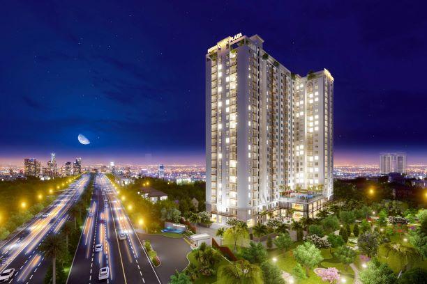 Năm 2020, thị trường bất động sản Bình Dương bùng nổ với hàng chục dự án mới