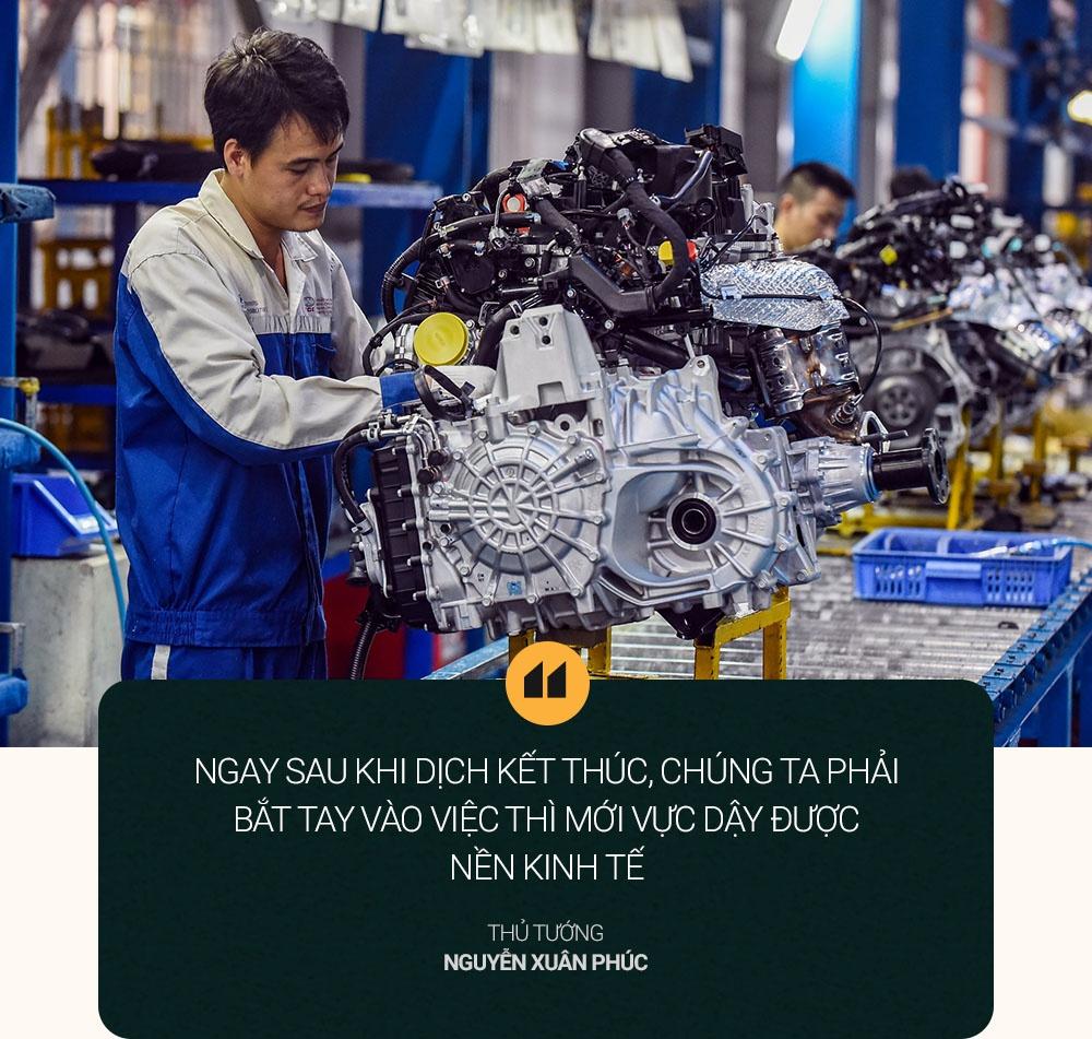 """""""Thời chiến"""" của kinh tế Việt Nam"""