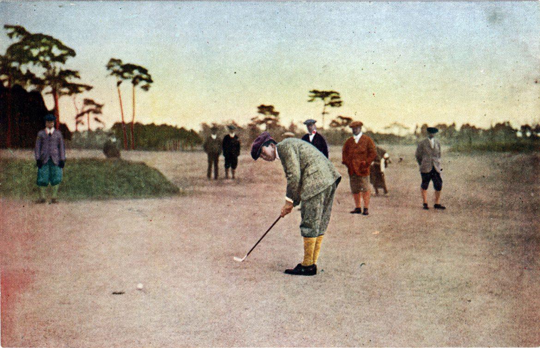 Sự phát triển của golf qua các thời kỳ