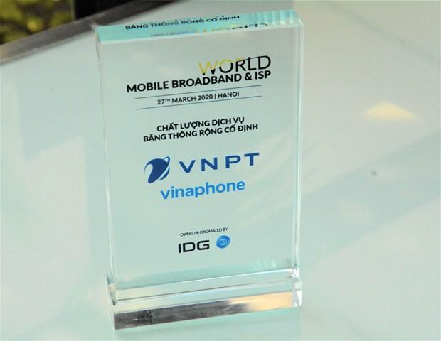 VNPT là đơn vị có chất lượng dịch vụ băng thông rộng cố định tốt nhất Việt Nam