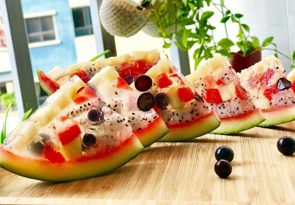 Những loại tráng miệng trái cây tăng cường sức đề kháng mùa dịch