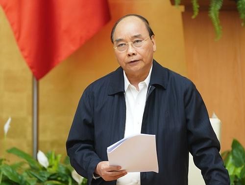 Thủ tướng Chính phủ quán triệt mục tiêu ngăn chặn, hạn chế tối đa lây lan COVID-19 ra cộng đồng