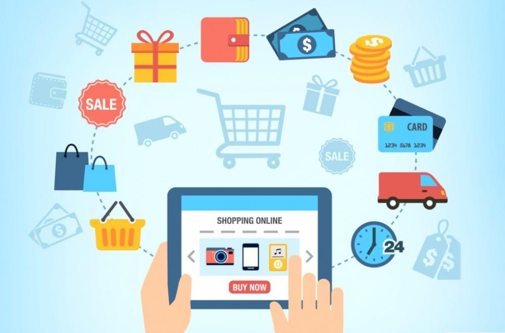 Cú hích để kinh doanh bán lẻ trực tuyến bứt tốc