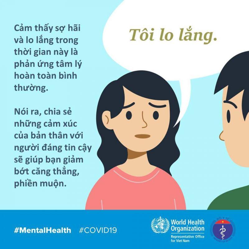 Hiểu đúng và không lo lắng để phòng, chống dịch Covid-19 hiệu quả